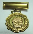 1918 IOOF Independant Order of Odd Fellows Easton Pa Medallion Medal Pin Robbins