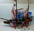Lego 7075 Pirates Captain Redbeard's Pirate Ship 100% complete with instructions