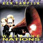FREE US SHIP. on ANY 2 CDs! NEW CD Ken Tamplin: Wake the Nations