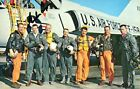 GORDON COOPER Project Mercury 7 Astronauts Color Photo Autographed
