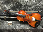 Andrew Schroetter (Model# 415) 3/4 Violin Outift, Rosin, Glasser Bow and Case