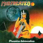 MISTREATED (FRENCH METAL) - PREMIERE INTERVENTION NEW CD