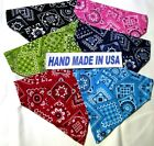 Over the Collar Bandanas CLASSICS Dog Cat Ferret Pats Canine Accessories USA