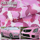 16 Styles Camouflage Camo Army Digital Desert Forest Vinyl Sticker Wrap Decal