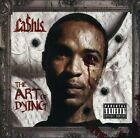 Cashis - The Art Of Dying [New CD] Explicit, Explicit