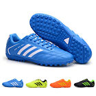 Fashion Mens TF Turf Soccer Shoes Soccer Cleats Durable Athletic Football Shoes