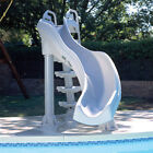 InterFab X Stream 2 Pool Slide Complete Summit Gray Stainless Steel XS GS SS