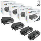 LD Remanufactured Lexmark 140109X 4PK Black Toner Cartridges for Optra N 240