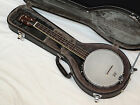 GOLD TONE BUB Baritone Banjo Ukulele with HARD CASE Maple NEW blems