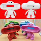 Funny Portable Frog Case Holder For Beats Pill Bluetooth Speaker Doll Dude Stand