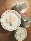 Fashion Collection Stoneware Dinnerware Priscilla by Mt. Clemens Pottery Japan