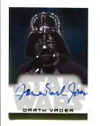 JAMES EARL JONES SIGNED 2004 TOPPS STAR WARS HERITAGE DARTH VADER AUTOGRAPH CARD