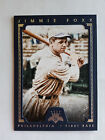 Jimmie Foxx Baseball Cards and Autographed Memorabilia Buying Guide 17