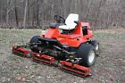 Jacobsen LF100 LF 100 22HP Kubota Diesel Commercial Fairway Reel Mower