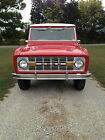Ford Bronco Sport 1971 early ford bronco sport uncut v 8 302 classic