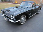 Chevrolet Corvette Convertible with Hard Top 1962 corvette with hard top 327 340 hp