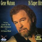 Gene Watson - 16 Super Hits [New CD]