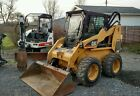 CAT 248K SKIDSTEER SKID STEER LOADER BOBCAT CATERPILLAR HIGH FLOW