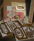 Anna Griffin Fantastic Flips Card Making Kit with Cutting Dies 60 cards New