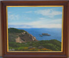 HUGE Plein Air California Impressionism, Framed, Gallery Price $10,000 Listed