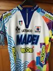 TEAM MAPEI Latexco Bricobi Cycling Jersey by Sportful nice condition Size L