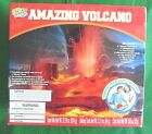 Amazing Volcano Kit Erupt Your Own Volcano Science Project Young Hands NIB New