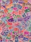 US MINT VINTAGE POSTAGE 100 STAMP LOTS ALL 50+ YEARS OLD