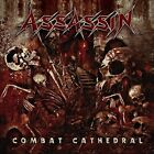Assassin - Combat Cathedral [CD New]