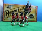 Britains Toy Soldiers Set 40189 Cameron Highlanders Colour Party