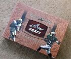 2012 LEAF METAL DRAFT FOOTBALL HOBBY BOX 3 AUTOGRAPHS PER FREE PRIORITY SHIPPING