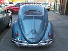 Volkswagen Beetle Classic 1956 oval volks wagen with semiphore blinkers real german all original 6 volt