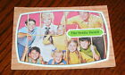 1969 Orig BRADY BUNCH TOPPS CARD #1-The Brady Bunch-Excellent
