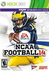 NCAA Football 14 (Microsoft Xbox 360, 2013)