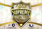 2014 TOPPS SUPREME BASEBALL HOBBY BOX FACTORY SEALED NEW