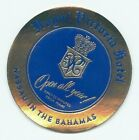 NASSAU BAHAMAS ROYAL VICTORIA HOTEL VINTAGE LUGGAGE LABEL