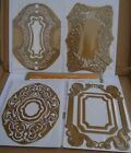 Anna Griffin Cuttlebug Ornate Frame Cut  Embossing Dies Set with Mat  New