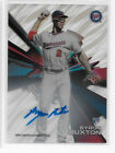 2015 15 TOPPS HIGH TEK BYRON BUXTON ROOKIE RC AUTO SIGNATURE