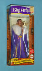 vintage Mego Worlds Greatest Super Knights 8 KING ARTHUR in original box