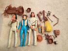 MARX BEST OF THE WEST LOT 2 GERONIMO BROWN HAIRED JANE AND WEAPONS