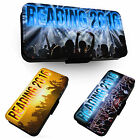 Reading 2016 | Faux Leather Flip Phone Cover Case | Music Festival Summer