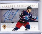 05-06 2005-06 ULTIMATE COLLECTION RICK NASH MARQUEE ATTRACTION AUTOGRAPH 10
