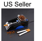 Best Electric Auto Cigarette Rolling Machine Tobacco Injector Maker Roller Blue