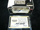 Vintage Racing Die Cast Car 164 Matt Kenseth Signed  17 Dewalt Authentic 2000