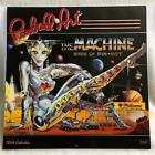 Pinball Art: The Machine Bride of Pinbot - 1994 Williams Calendar - Unopened NOS