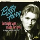 Last Night Was Made for Love 1959 1962 New CD
