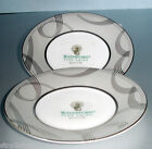 Waterford BALLET ENCORE (SET/2) Bread & Butter Plate(s  New
