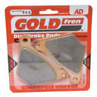 Rear Disc Brake Pads for Harley Davidson FXB Sturgis 1982 1340cc By GOLDfren