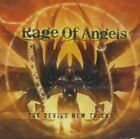 RAGE OF ANGELS - THE DEVIL'S NEW TRICKS NEW CD