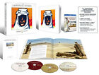 Lawrence of Arabia BLU-RAY NEW [Boxset 4 Disc, Blu-ray + CD Soundtrack, Limited]