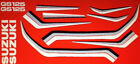 SUZUKI GS125 GS125ES PAINTWORK DECAL SET